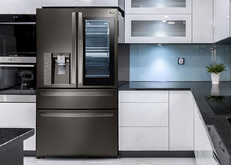 Reparación y mantenimiento de Refrigeradores LG