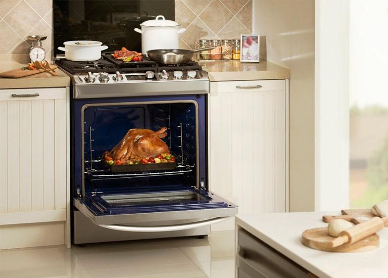 Reparación y mantenimiento de Cocinas, Estufas-Eléctricas LG