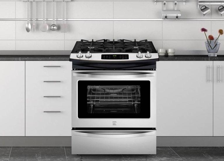 Reparación y mantenimiento de Cocinas, Estufas-Eléctricas KENMORE