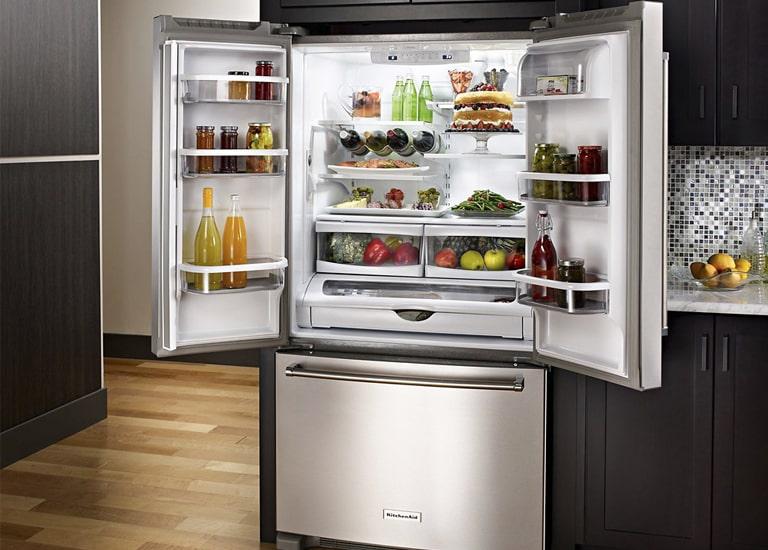 Reparación y mantenimiento de Refrigeradores KITCHENAID